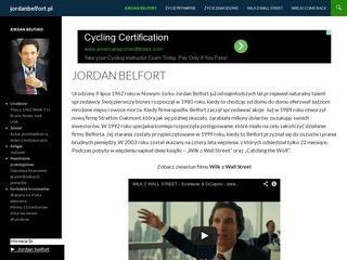 Jordan Belfort – Wilk z Wall Street
