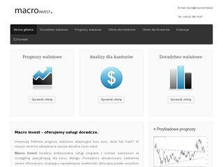 Macroinvest.pl/edukacja