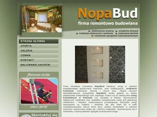 Usługi remontowo budowlane w Krakowie