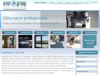 Skuteczne środki czystości i maszyny do sprzątania – Poznań