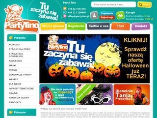 Partytino.pl/105-stroje-dla-dzieci